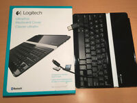 iPad 2 & iPad (3rd gen) Logitech Ultrathin Bluetooth Keyboard