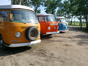 WANTED - Old VWs - buses, bugs, Westfalia campers, vanagons