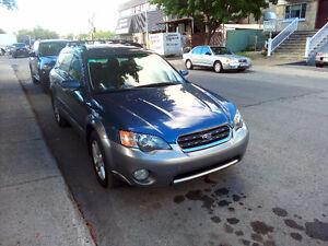 2005 Subaru Outback VUS- À voir absolument !!