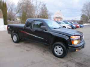 2006 GMC Canyon Pickup Truck 4X4