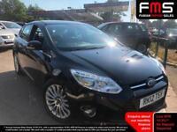 2012 Ford Focus 1.6TDCi Titanium X *Every Extra - 60 Mpg - Fsh*