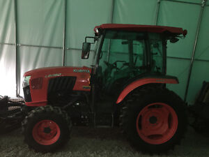 Very Clean - Low Hour KUBOTA L6060 HST Grand Cab