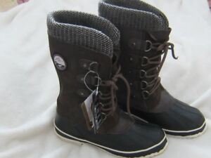 New winter boots