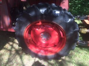 Looking For Massey Ferguson 135 Rear Tractor Tires and Rims