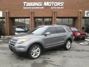 2012 Ford Explorer LIMITED | NO ACCIDENTS | NAVIGATION | LEATHER