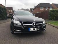 2014 Mercedes-Benz CLS 2.1 CLS250 CDI BlueEFFICIENCY AMG Sport Shooting