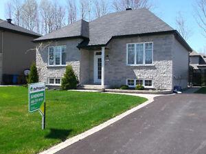 maison a vendre a l'Asomption  négociable