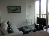 Modern Furnished Downtown Suite, next to hospital district