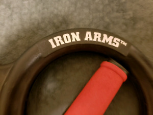 """Iron Arms"" The Ultimate Forearm Workout"