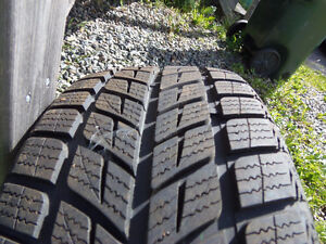 225/45/18  winter tires for sale