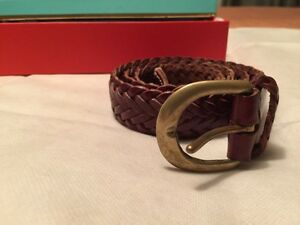 Ralph Lauren brown belt