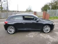 VW Scirocco GT TDI BLUEMOTION TECHNOLOGY