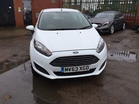 Ford Fiesta Style 2013 full service History £30 Tax year