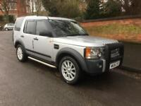 Land Rover Discovery 3 2.7 TD V6 2006MY SE (2006) 7 seater FSH