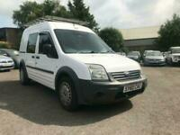 Ford Transit Connect 1.8TDCi ( 90PS ) High Roof Crew Van T230 LWB