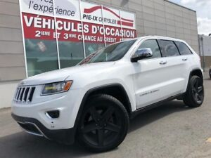 Jeep Grand Cherokee 4WD 4dr Limited+CUIR+NAV+TOIT+WOW! 2014
