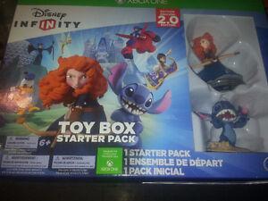 Disney infinity starter packs