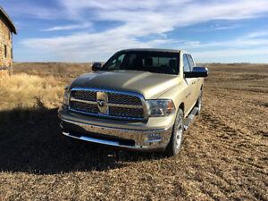 2011 Dodge 1500 Laramie Pickup Truck Moose Jaw Regina Area image 2