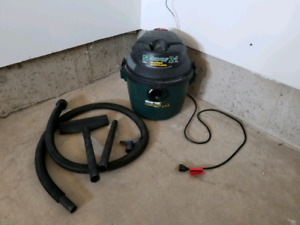 Wet/dry shop vac and blower