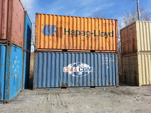 Super hot Price 20' Maritime container West Island Greater Montréal image 1