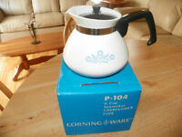 NEW CORNING WARE TEAPOT