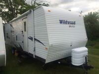 2008 WILDWOOD 26' WITH 4 BUNKS (FINANCING AVAILABLE)