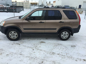 2002 Honda CR-V Hatchback