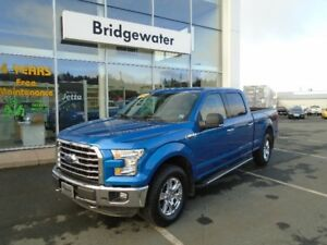 2016 FORD F-150 XLT - NEW ALL-TERRAIN TIRES!