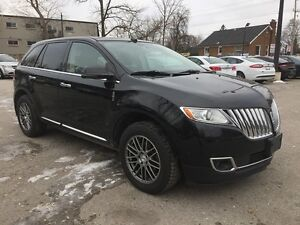 2012 LINCOLN MKX AWD * LEATHER * SUNROOF * REAR CAM * NAV * BLUE London Ontario image 8