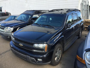 2005 Chevrolet Trailblazer SUV, Crossover  ACCIDENT FREE