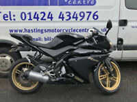 Yamaha YZF-R125 Learner Legal Super Sports Bike / Nationwide Delivery / Finance