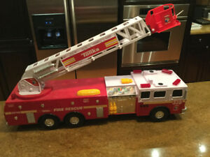 Tonka Fire Truck 2009 - Lights and Sirens