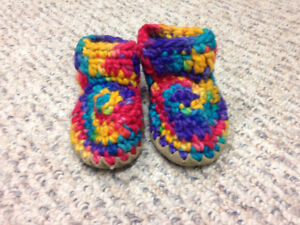 Toddler padraig slippers