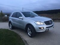 Mercedes ML 320 CDI SPORT (NOT BMW, X5, RANGE ROVER, AUDI, Q7)