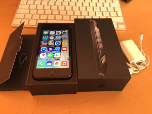 iPhone 5 32go Bell