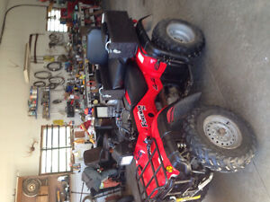 Used 2000 Honda 450 forman s