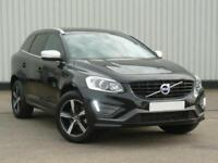 2017 VOLVO XC60 D5 [220] R DESIGN Lux Nav AWD Geartronic Auto