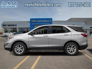 2018 Chevrolet Equinox LS  - Bluetooth -  Heated Seats - $159.20