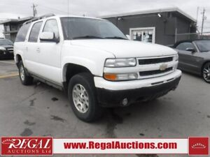 2003 2003 Chevrolet Suburban Great Deals On New Or Used