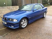 BMW m3 evolution 3.2 EVO convertible e36 with hardtop