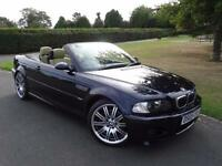 BMW M3 3.2 SEQUENTIAL CONVERTIBLE 2005/05