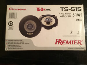 Haut-parleurs d'auto PIONNEER 150 Watts