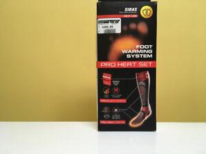 SIDAS foot warming system!