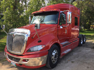 2012 International ProStar Plus