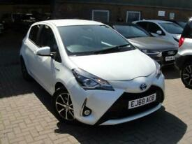 image for 2018 68 TOYOTA YARIS 1.5 VVT-I ICON TECH 5D 135 BHP