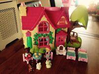 Happy Land (ELC) Cherry Cottage