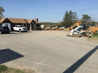 COMMERCIAL OFFICE & OUTDOOR STORAGE YARD FOR RENT !!! ** RARE **