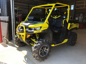 2018  Can Am Defender XMR 1000    Like New