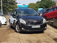 Toyota Verso 1.6 V-matic ( 7st ) TR NEW SHAPE 7 SEATER WITH ONLY 58K MILES