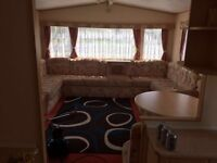 ABI 3 Bedroomed Static Caravan based at Hoburne Cotswold (2004 model)